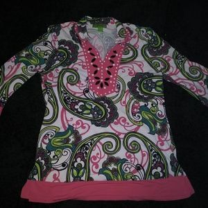 Island Republic Blouse for Spring/Summer